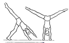 Cimnastik çember hareketi